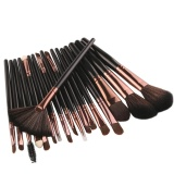 Toko Baru 18 Pcs Kuas Makeup Set Alat Make Up Toiletry Kit Wol Make Up Brush Set Bk Intl Online