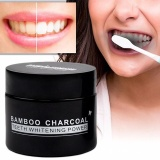 Spesifikasi New Arrival Shine Tooth Powder Whitening Dental Cleaning Bamboo Charcoal Activated Intl Oem