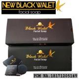Jual New Black Walet Ori F*c**l Soap 1Box Isi 3Pcs Penghilang Flek2 Wajah Pemutih Melindungi Dr Sinar Matahari Lengkap