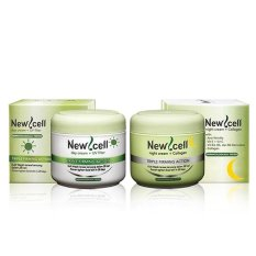 Jual New Cell Day Night Cream Satu Set