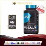 Jual Beli New Efx Kre Alkalyn All American 120 Caps Indonesia