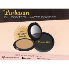 NEW Purbasari Oil Control Matte Powder Natural