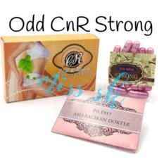 Beli New Strong Odd Cnr Original Obat Pelangsing Dr Chin Dan Regina Pakai Kartu Kredit