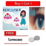 Jual Beli Newbluk Softlens Lensa Kontak Grey Buy 1 Get 1 Free Lenscase Di Jawa Barat