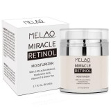 Jual Niceeshop 50Ml Retinol Moisturizer Cream Anti Wrinkle Lotion For Your Face With Vitamin C Hyaluronic Acid Vitamin E Intl Tiongkok