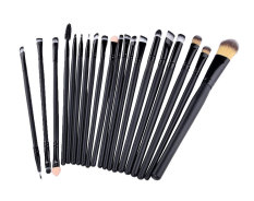 Penawaran Istimewa Niceeshop Professional Makeup Brushes Set Powder Foundation Eyeshadow Eyeliner Lip Makeup Brush Tool Terbaru