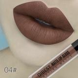Iklan Niceface 18 Warna Matte Pewarna Bibir Cair Tahan Lama Lipstik 4G Kecantikan Bibir Makeup Q17102