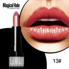 Mate NICEFACE 23 Warna Lipstik Matte Mutiara Tahan Air Tahan Lama Menang Merah Matt Tongkat Bibir For Bibir Perawatan Lipstik MH1607 -Intl