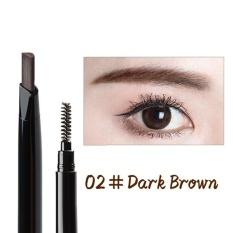 NICEFACE 5 Otomatis Pensil Alis Tahan Air Tahan Lama Alis Pensil Kecantikan Make Up Alis Kosmetik