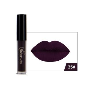 NICEFACE 9 Warna Ultra Metal Liquid Lipstik Bronze Rose Gold Shimmer Metallic Lip Gloss Makeup Waterproof Long Memakai Bibir- INTL thumbnail