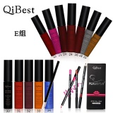 Beli Niceface Perawatan Rias Set 12 Warna Lipstik Cair Matte Waterproof Lip Gloss Warna Pensil 12 Bibir 12 Sikat Q1617S Intl Secara Angsuran