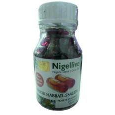 Spesifikasi Nigellive Minyak Habbatussauda Plus Zaitun Untuk Darah Tinggi Dan Diabetes 200 Kapsul Merk Minyak Habbatusauda