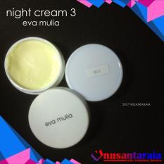 Beli Night Cream 3 Eva Mulia Pakai Kartu Kredit