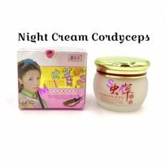 Spesifikasi Night Cream Cordyceps Yu Chun Mei Krim Malam Lengkap