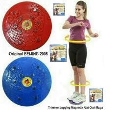 Harga Alat Olahraga Fitnes Jogging Body Plate Nikita Magnetic Trimmer Alat Olahraga Rumah Praktis Pelangsing Perut Tubuh Menyehatkan Online Jawa Barat