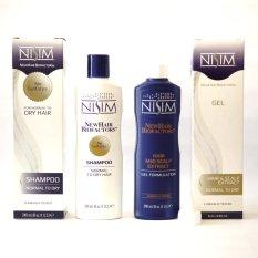 Spesifikasi Nisim™ New Hair Biofactors Shampoo Hair And Scalp Extract Rambut Normal Kering Bagus