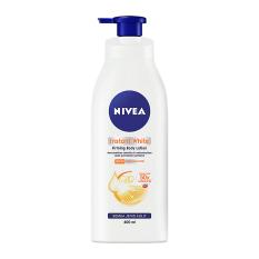 Harga Nivea Body Lotion Instant White Firming Spf 15 400 Ml Yang Murah Dan Bagus