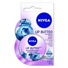NIVEA LIP BUTTER BLUEBERRY 16.7G