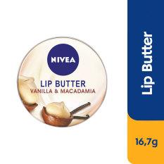 Nivea Lip Butter Original - 16.7 gr + Gratis Nivea Lip Butter Vanila - 16.7 gr