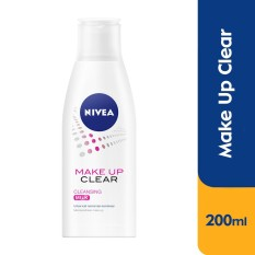 Nivea Make Up Clear Cleansing Milk - 200 mL