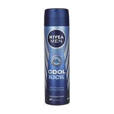 Nivea Men Deodorant Cool Kick Spray - 150ml By Lazada Retail Nivea.