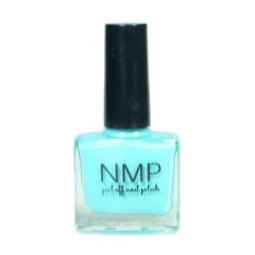NMP SHOP Peel Off Nail Polish Kutek 10ml #21 - Aquamarine