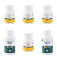 Jual Nn Tiens Pemutih Badan Herbal Alami Promo Paket Platinum 2 Botol Spirulina 4 Botol Vitaline Free Kartu Member Nur Nazhifah Tiens Tiens Di Jawa Timur