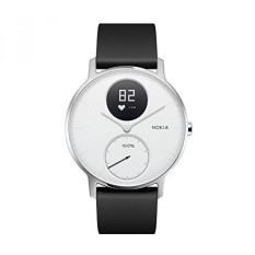 Nokia Steel HR-Denyut Jantung dan Krida Watch, 36mm, Putih-Intl