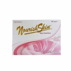 Jual Nourish Skin Nourishskin 30 Tablet Nourish Skin Di North Sumatra