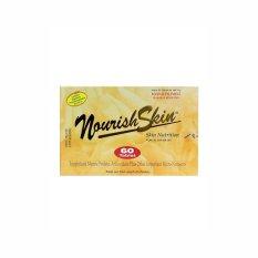 Nourish Skin Supplement For Skin Nutrition - 60 tablet