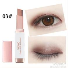 NOVO Eye Shadow Eyeshadow Stick Gradient Ombre Color Korean Style Makeup - #3