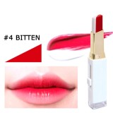 Ulasan Lengkap Novo Two Tone Lipstick Lip Bar No 04