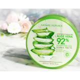 Jual Nr Korean Masker Gel Aloe Vera 92 Melembutkan Melembabkan Kulit 300 Ml Lengkap