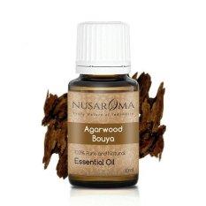 Beli Nusaroma Agarwood Bouya Essential Oil Minyak Gaharu Pake Kartu Kredit