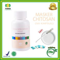 Review Healthy Family Masker Chitosan 50 Kapsul Masker Glowing Masker Chitosan Masker Untuk Wajah Berminyak Indonesia
