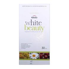 Jual Beli Nutrafor White Beauty Isi 30 Baru Indonesia
