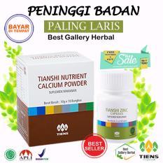 Toko Nutrient Hight Calcium Powder Zinc Peninggi Badan Tiens Tiens Original Official Bgh001 Termurah