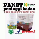 Review Terbaik Nutrient Hight Calcium Powder Dan Zinc Peninggi Badan Tiens By Toko Nikmatiens