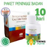 Harga Nutrient Hight Calcium Powder Dan Zinc Peninggi Badan Tiens Tiens Official Gh Ada Voucher Belanja Plus Ghift Murah