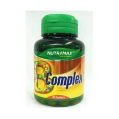 Toko Nutrimax B Complex 30 S B Komplek B Kompleks Meningkatkan Daya Tahan Tubuh Vitamin Syaraf Antioksidan Termurah Di Jawa Timur
