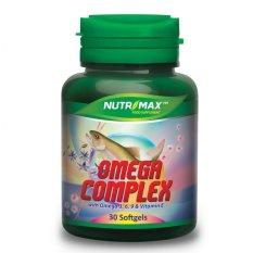 Toko Nutrimax Omega Complex 8In1 30S Nutrimax Online