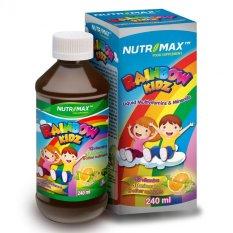 Tips Beli Nutrimax Rainbow Kidz 240Ml Yang Bagus