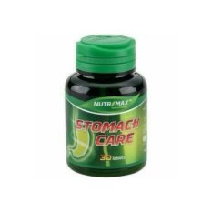 Nutrimax Stomach Care 30's - Suplemen Untuk Maag, Obat Maag,  Nyeri Lambung, Tukak Lambung, Obat Kembung, Kesehatan Pencernaan, Nyeri Ulu Hati