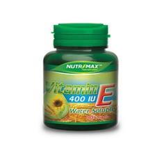 Nutrimax Vitamin E 400 IU Water Soluble 30 softgels