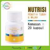 Herbalmart Tiens Nutrisi Pemutih Vitaline 20 Kpsl Herbalmart Diskon 50