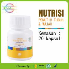 Harga Herbalmart Tiens Nutrisi Pemutih Vitaline 20 Kpsl Termurah