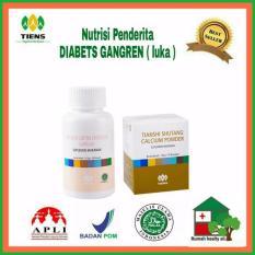 Spesifikasi Nutrisi Penderita Diabets Gangren Luka Lengkap Dengan Harga
