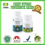 Jual Nutrisi Penggemuk Badan 1 Zinc 1 Spirulina Tiens Supplement Branded