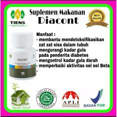 Harga Nutrisi Pengontrol Gula Darah Diabetes Kontrol Merk Tiens Supplement