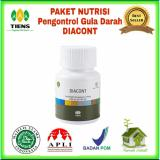 Promo Nutrisi Pengontrol Gula Darah Diacont Diabetes Control Tiens Supplement